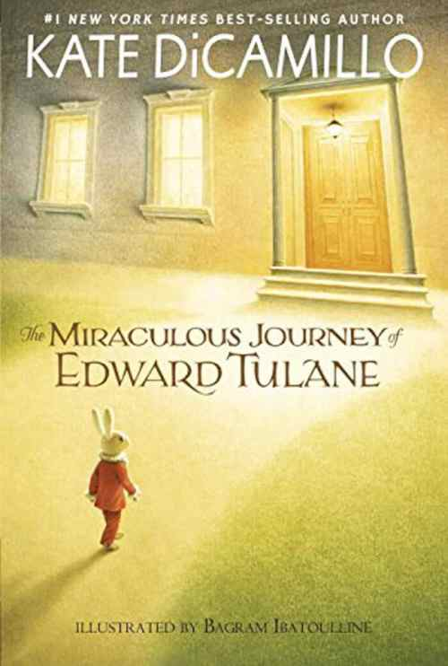 The Miraculous Journey of Edward Tulane | Top 10 Chapter Books for young readers. We're sharing our top picks for young readers that are looking for some great chapter books. www.madewithhappy.com