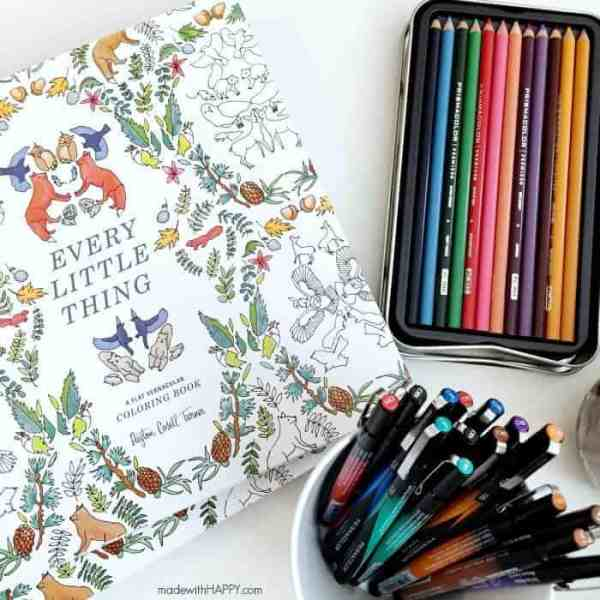 Adult Coloring Party