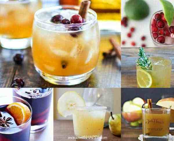 20+ Cozy (and Boozy) Drink Recipes for Fall