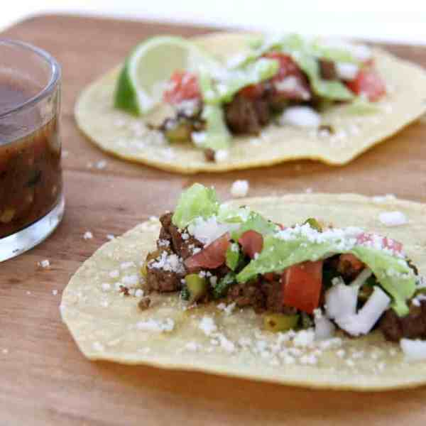 The Top Tip For Cooking on a Budget + The Best Taco Recipe