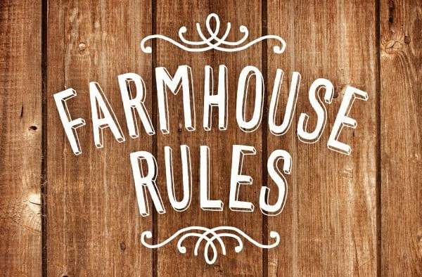 Food Network – Farmhouse Rules Interview