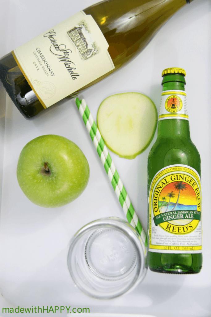 green-apple-sangria