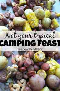 Camping Feast