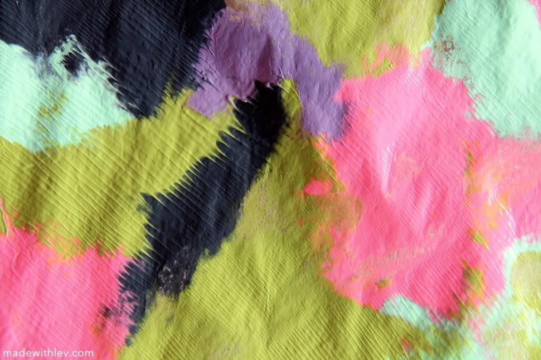 Smush Paintings | madewithlev.com