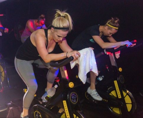 Mad Spin @ MAD Fitness | Santa Barbara | California | United States
