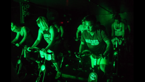 Theme Spin @ MAD Fitness | Santa Barbara | California | United States