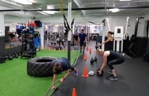 Bootcamp @ MAD Fitness | Santa Barbara | California | United States