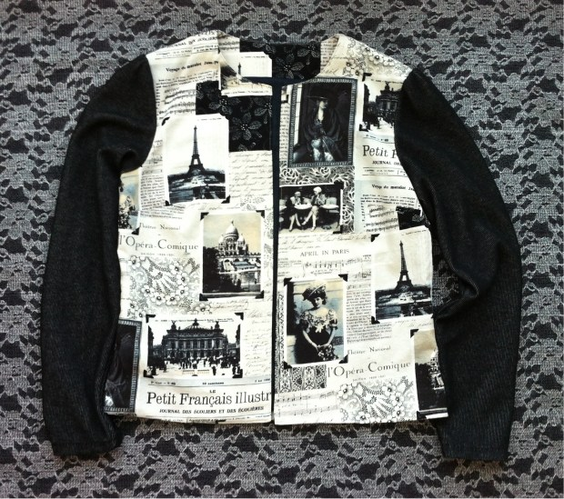 Mad For Fabric DIY Quilting Cotton Jacket