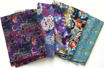 Mad For Fabric - My Liberty of London Fabric Stash
