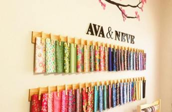 Ava and Neve Store Interior