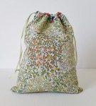 Mad For Fabric - Reversible Drawstring Bag