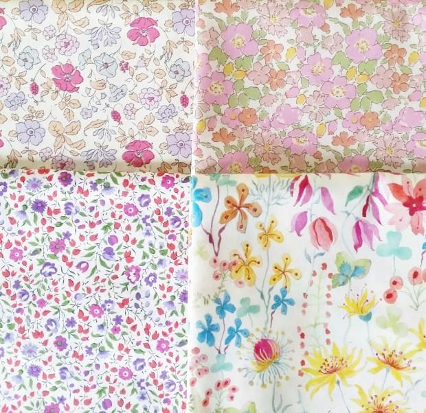 Liberty Japan SS16 Prints