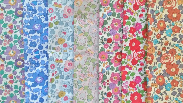 Liberty London Betsy Fabric