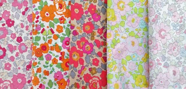 Liberty London Betsy Fabric 2