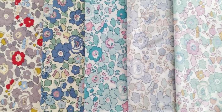 Liberty London Betsy Fabric 3