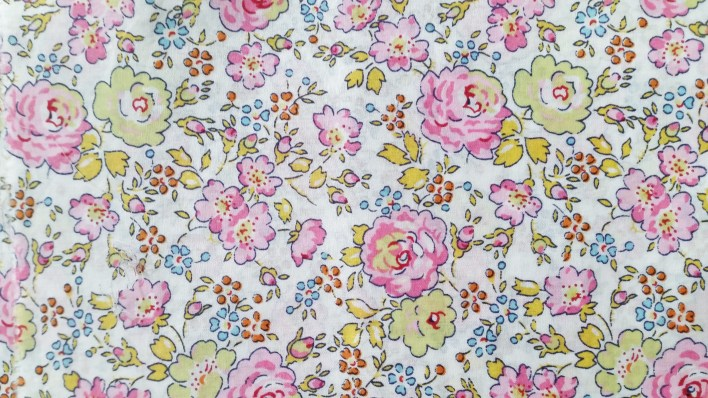 Liberty London Felicite Fabric from Mad For Fabric