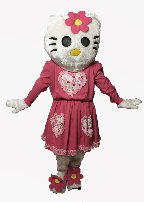 Deluxe Kitten Fancy Dress Costume Hire