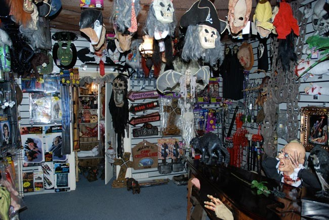 Haunted House Amp Horror Shop The Mad Hatter Joke And