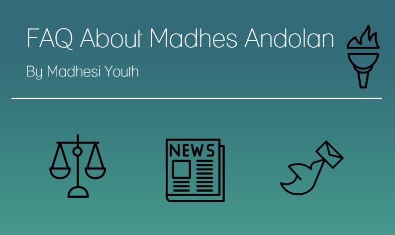 FAQ About Madhes Andolan