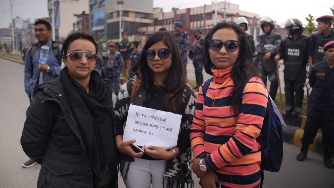 Madhesi demo 01