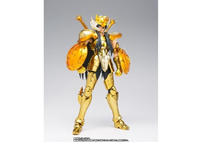 SAINT SEIYA - Myth Cloth EX Libra Shiryu Gold Bandai