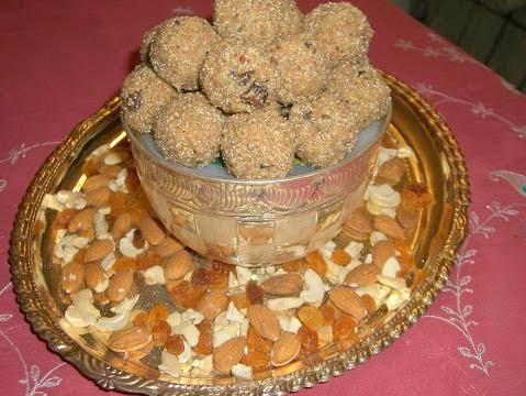 mixed-nuts laddoo