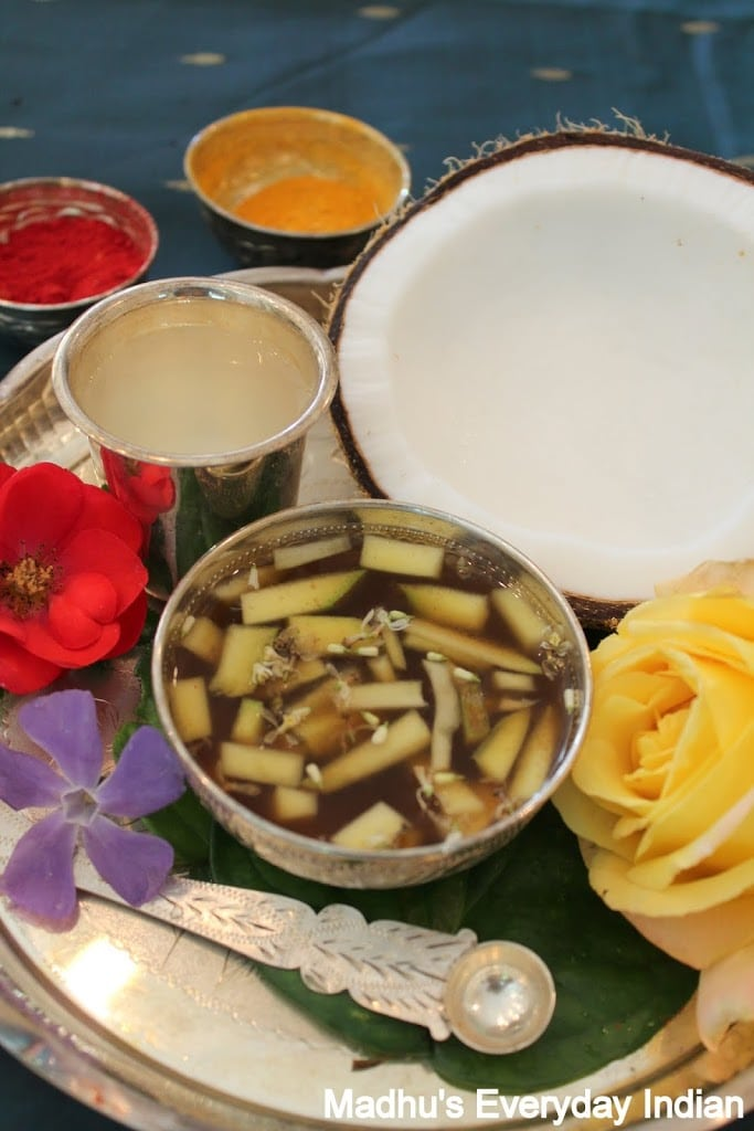 Ugadi Festival Recipes Ugadi Pachadi Recipe Gudi Padwa