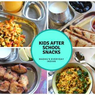 kids after school snacks