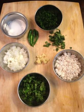 nuchinunde ingredients