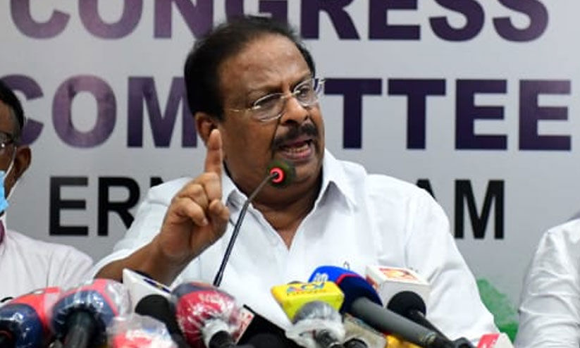 The minister asked whether the names of those killed in the fall should also be included in Kovid's death;  Sudhakaran with criticism |  Veena George Asked us that include accident death in Covid death Says K Sudhakaran