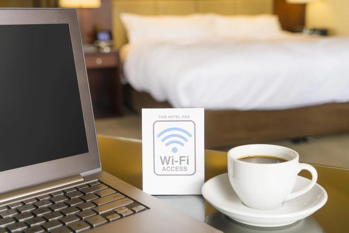 WiFi voor Hotels