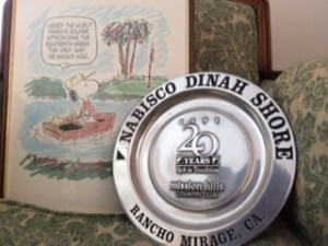 Memories of the Dinah Shore at Mission Hills