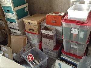 Box after box after box