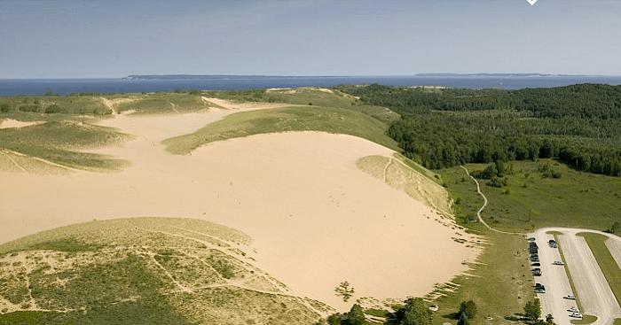 Sleeping Bear Dune Trail