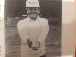 John Stirling in his 1985 book Golf: The Skills of the Game.