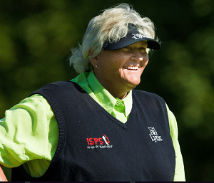 The grande dame of golf - Laura Davies