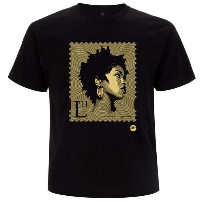 Lauryn Hill Hiphop Stamp TShirt