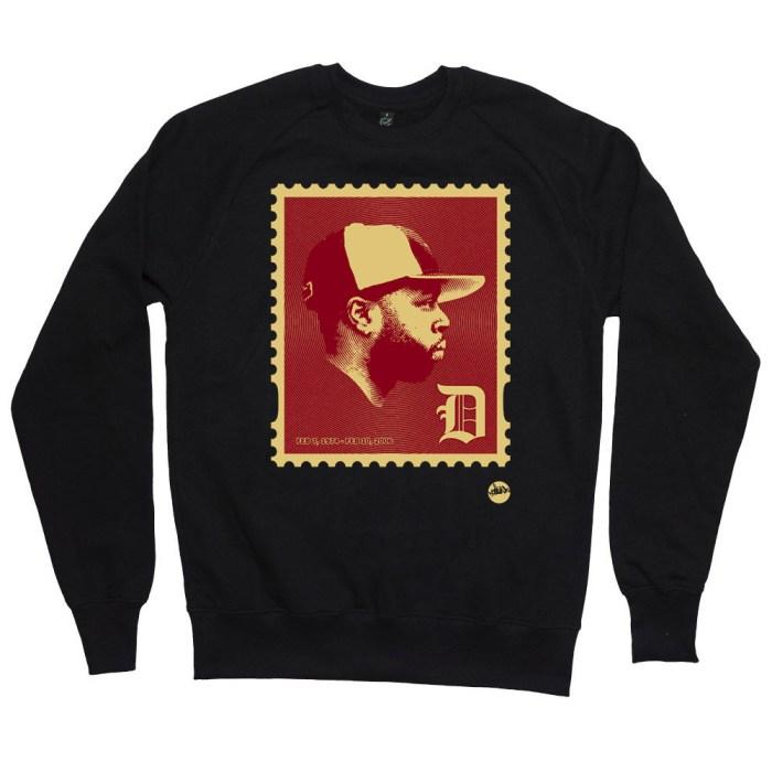 JDilla Remix Sweater