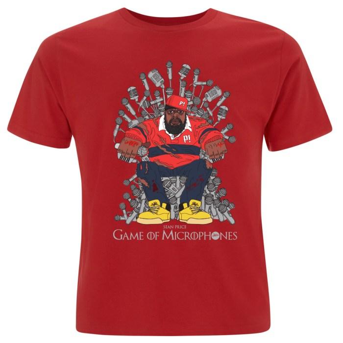 Sean Price TShirt Red