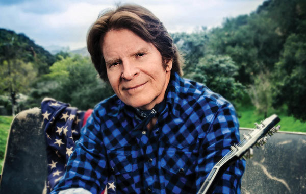 John Fogerty's Multi-Platinum, Classic Solo Album Centerfield To Be Reissued On Vinyl Via BMG On April 6, 2018