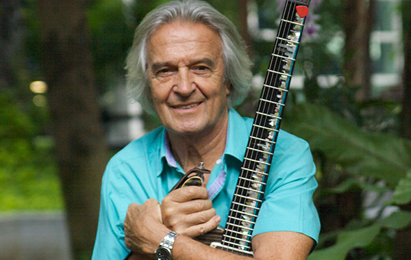 John McLaughlin at International Jazz Day