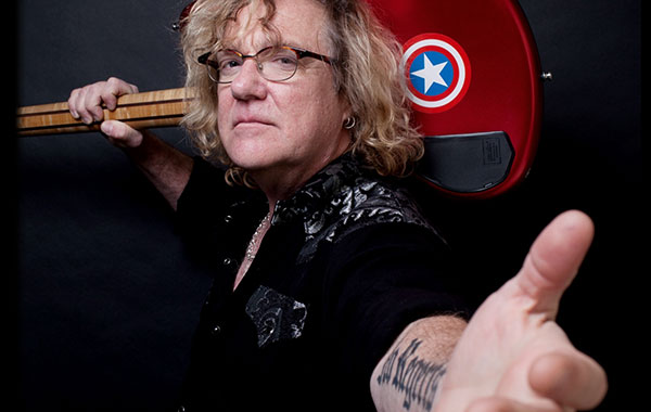 RENOWNED BASS PLAYER – STU HAMM – ANNOUNCES WINTER TOUR DATES