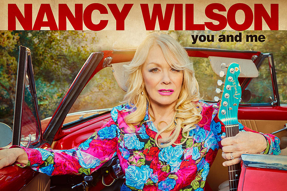 NANCY WILSON, HEART CO-FOUNDER, SETS RELEASE OF HER FIRST EVER SOLO ALBUM
