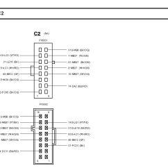 Ford Puma Wiring Diagram 3 Phase Delta Transformer Ecu - Help Please.