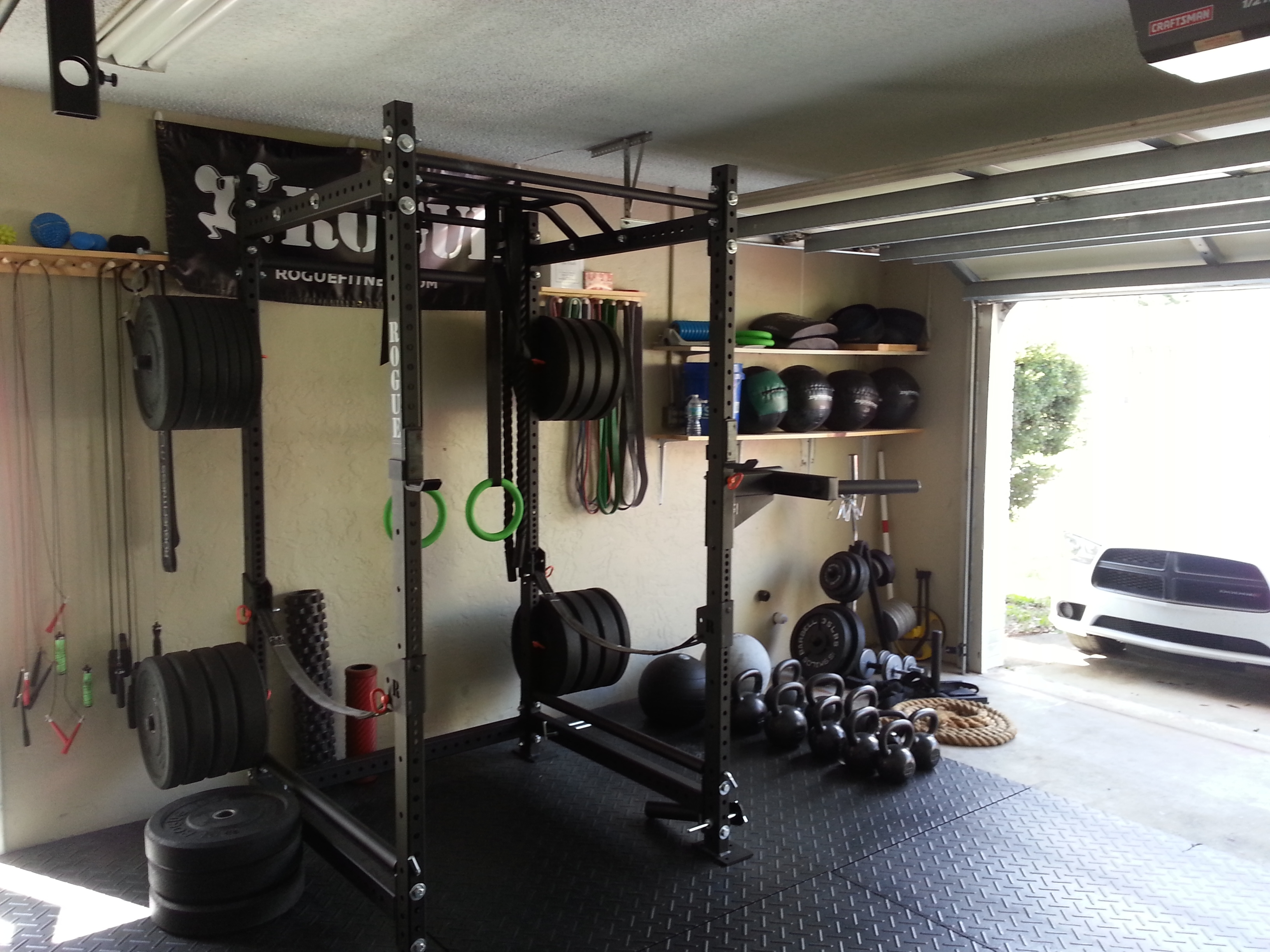 Diy small home gym ideas year of clean water