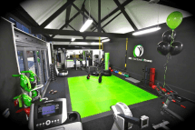 Fitness Studio Design Ideas