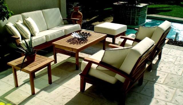 marvelous teak smith and hawken outdoor furniture – madison art