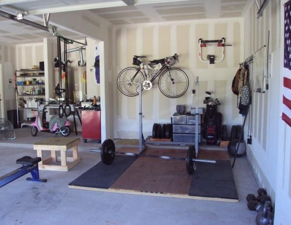 Rogue garage gym ideas year of clean water