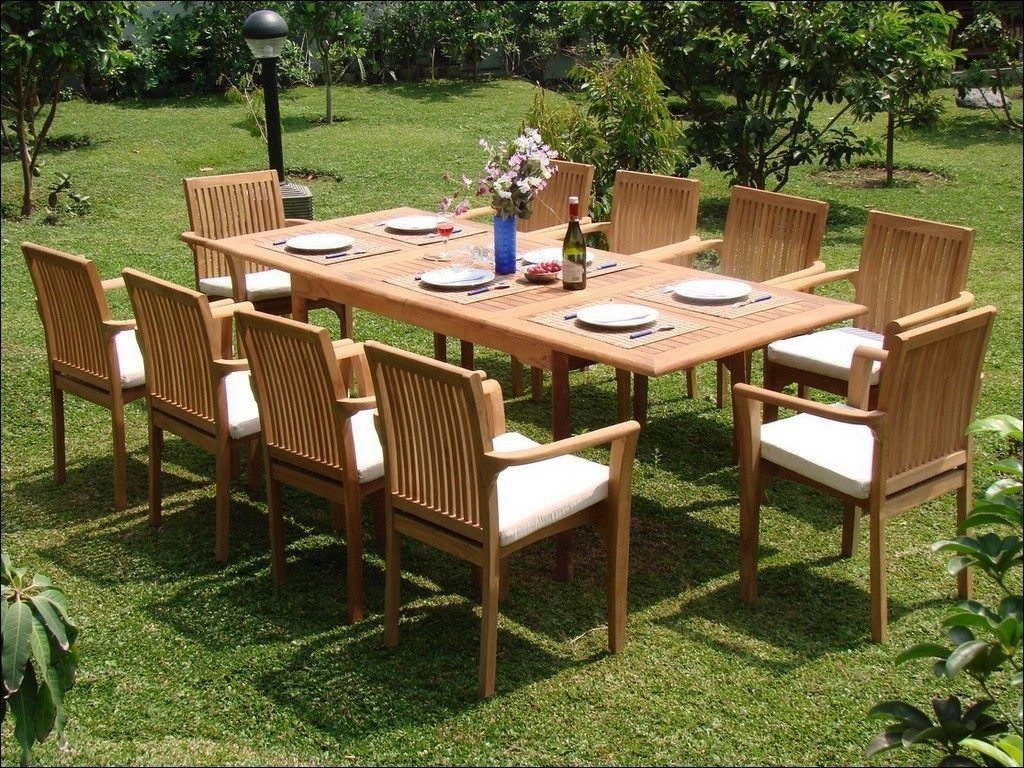 Teak Smith And Hawken Outdoor Furniture Replacement