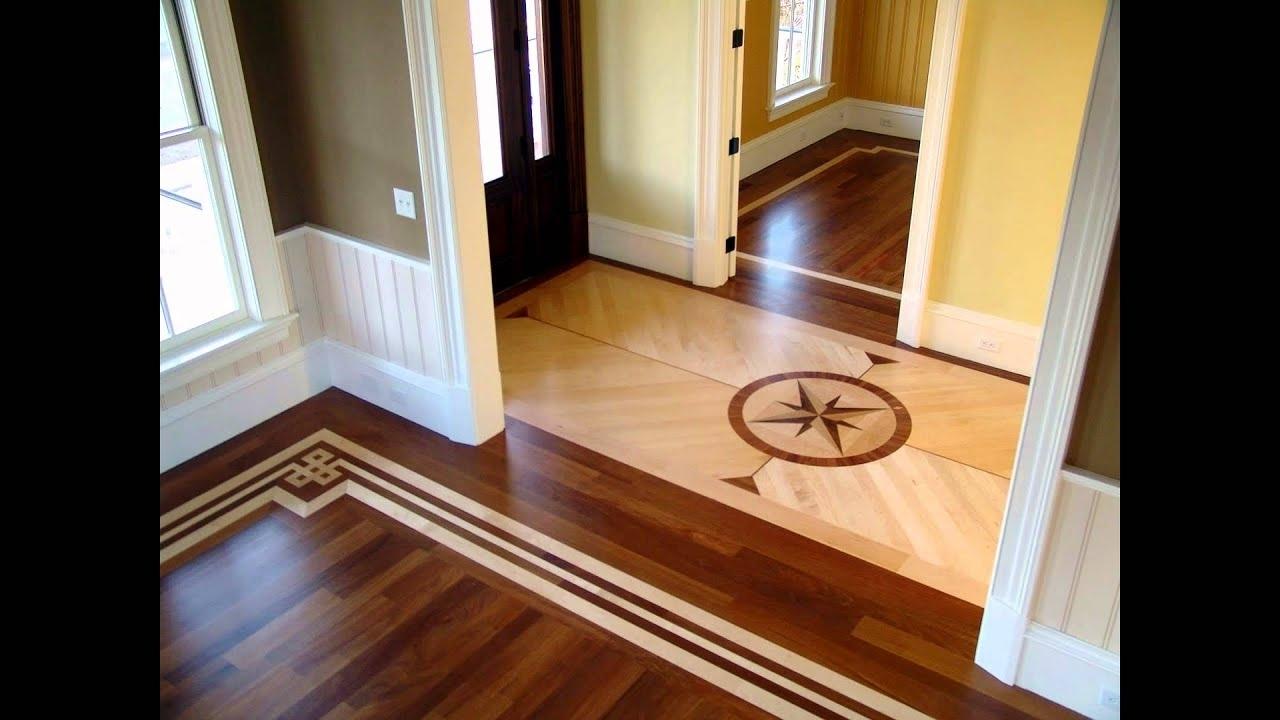 Great Pattern Of Hardwood Floor Designs  Madison Art